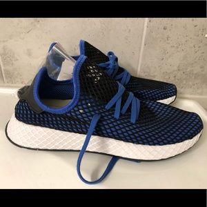 NEW!  Adidas Deerupt Runner - Size 10 Men
